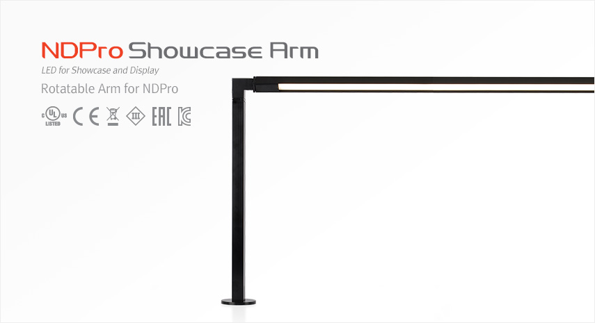 NDPro Showcase Arm