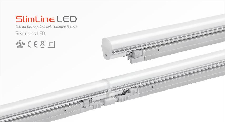 Slimlamp Seamless LED